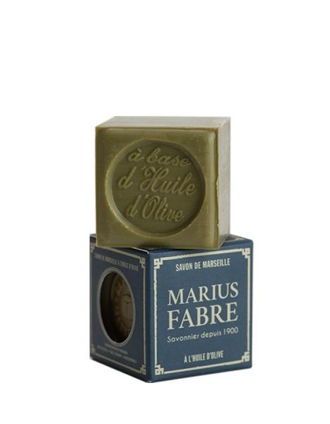 """Nature 3 x 200 g Marseiller Seife """"Le Cube"""" Marius Fabre"""