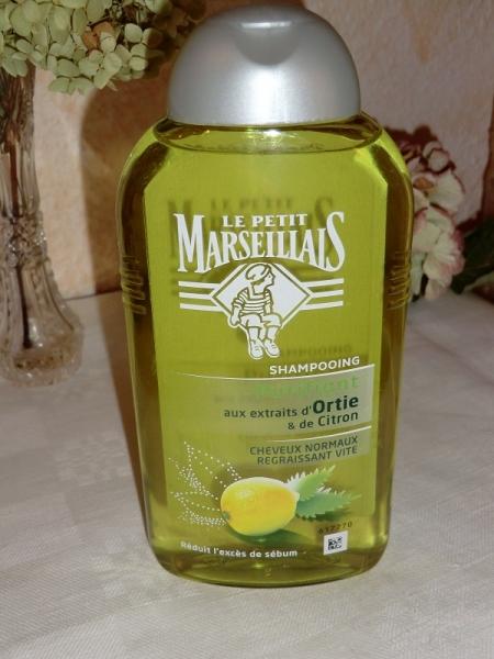 Le Petit Marseillais 250 ml Shampoo Ortie & Citron Brennnessel & Zitrone f. normales Haar