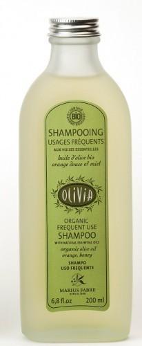 230 ml Shampoo f. täglichen Gebrauch / usage frequent, Olivia Marius Fabre