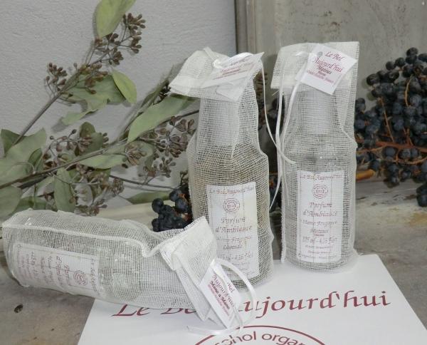 Le Bel Aujourd'hui 125 ml Raumspray Pamplemousse - Grapefruit, frisch, herb, Wohnraumduft aus Frankr