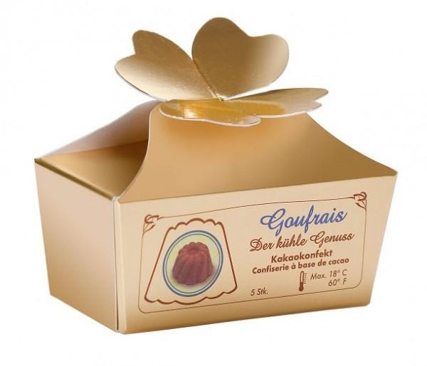 Goufrais Gugelhupf- Kleine Pralinenbox