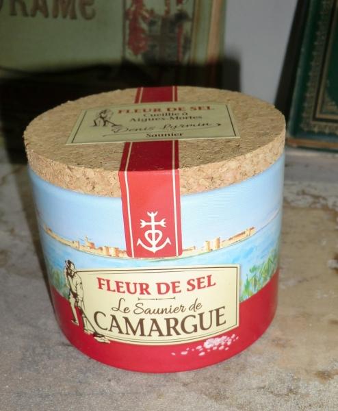 Le Saunier de Camargue 2 x 125 g Fleur de Sel de Camargue, Meersalz aus Frankreich