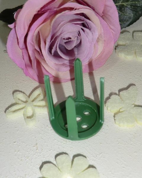 50 Pinholder Gesteckhalter d 3 cm für Floristik, Kränze, Hochzeit, Gestecke